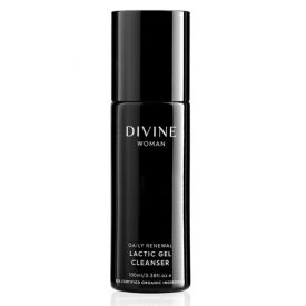 Divine Woman - Daily Renewal Lactic Gel Cleanser 100ml 01