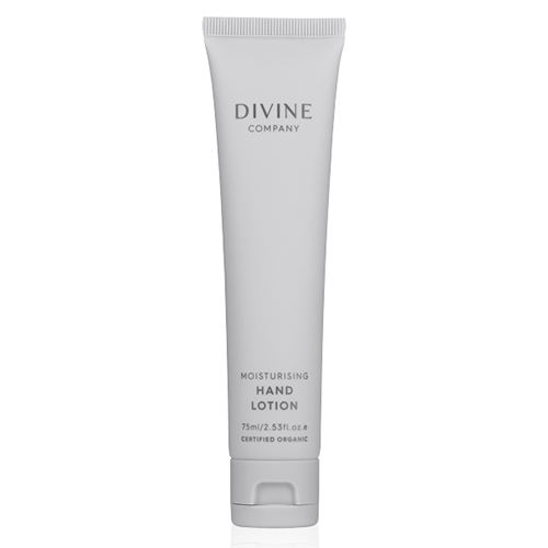 Image of Divine Company – Moisturising Hand Lotion 75ml by Love Thyself Australia