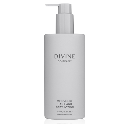 Image of Divine Company – Moisturising Hand and Body Lotion 400ml by Love Thyself Australia