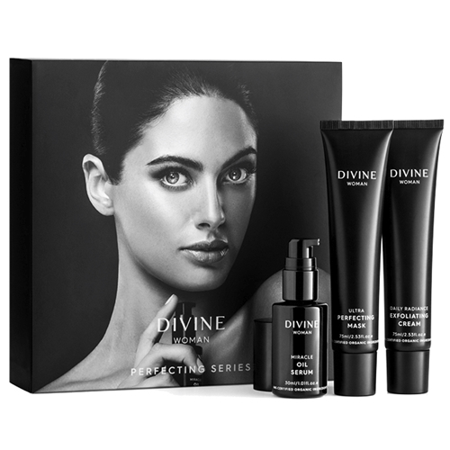 Divine Woman - Perfecting Treatment Series 01