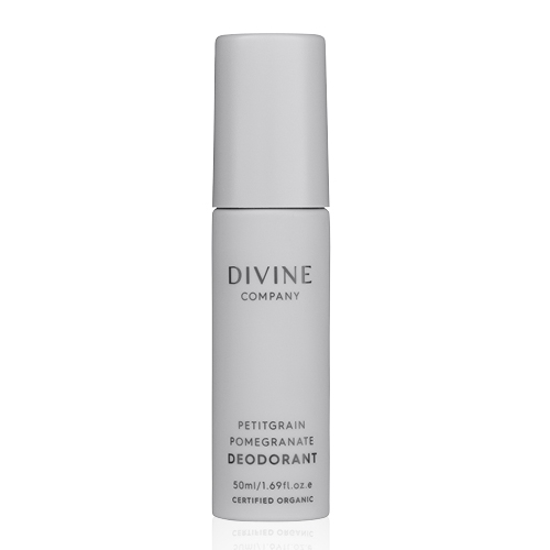 Divine Woman - Petitgrain And Pomegranate Deodorant 50ml 01