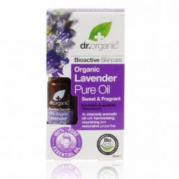 Dr Organic Pure Oil Lavender 10ml