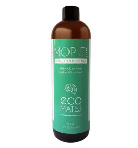 Eco Mates - Mop It Clean (Herbal Floor Cleaner) 500ml 01