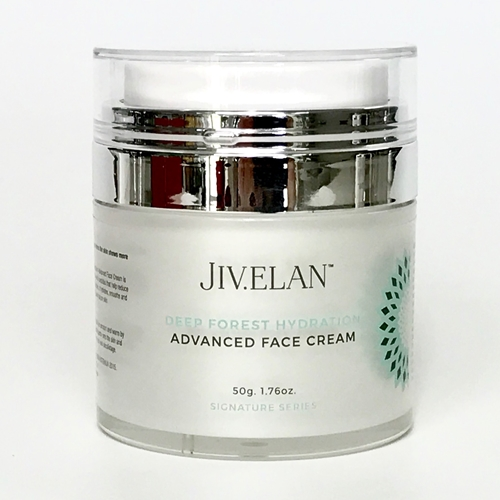 JIV.ELAN - Deep Forest Hydration Advanced Face Cream 50g 01