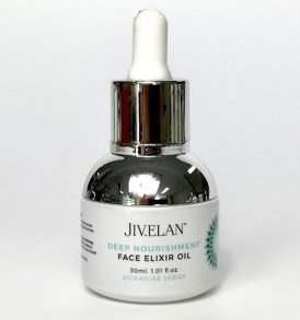 JIV.ELAN - Deep Nourishment Face Elixir Oil 30ml 01