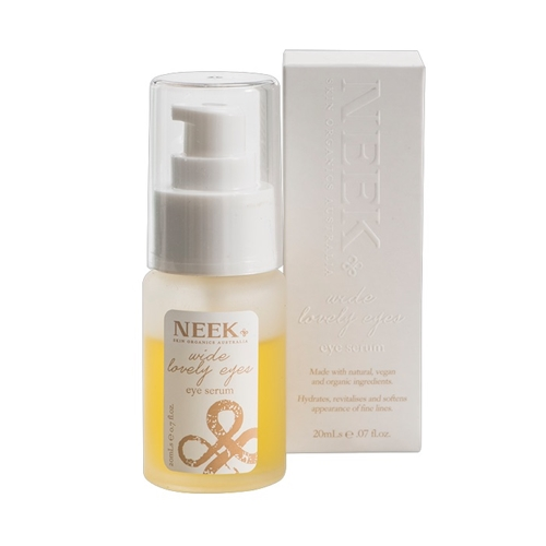 Image of NEEK Skin Organics – Lovely Wide Eyes, Eye & Face Serum 20ml by Love Thyself Australia