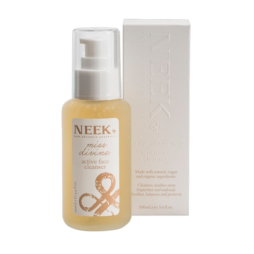 Image of NEEK Skin Organics – Miss Divine Active Face Cleanser 100ml by Love Thyself Australia