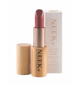 NEEK Skin Organics - Vegan Lipstick (friday on my mind) 01