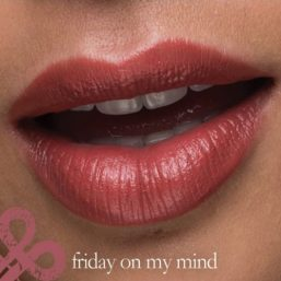 NEEK Skin Organics - Vegan Lipstick (friday on my mind) 02