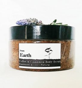 Image of Organic Coffee Body Scrub by Love Thyself Australia