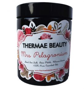 Thermae Beauty - Mrs. Pelagronium Dead Sea Bath Salt 145g 01