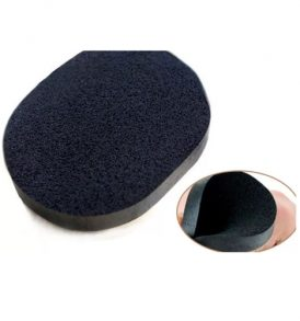 Image of Vegan Organics – Charcoal & Bamboo Cleansing Sponge by Love Thyself Australia