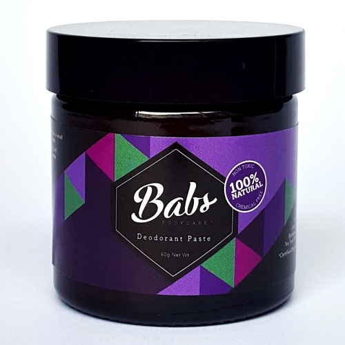 Image of Babs Bodycare – Natural Deodorant Tea Tree 60g by Love Thyself Australia