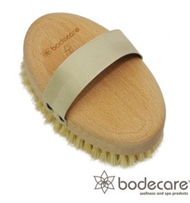 Bodecare - Deluxe FSC Dry Body Brush 01