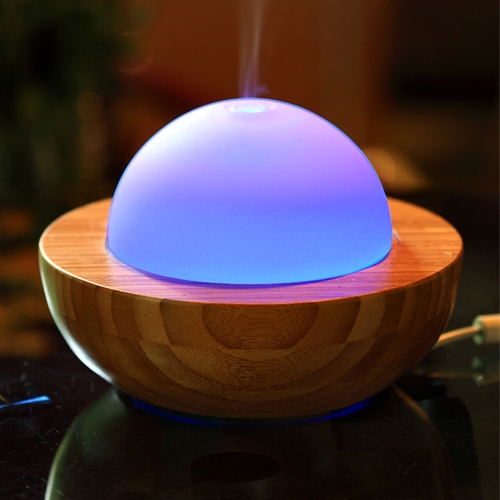 Image of Essentials In-A-Box – Bamboo/Glass Ultrasonic Aromatherapy Diffuser by Love Thyself Australia