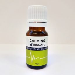 Essentials In-A-Box - Calming Organic Essential Oil Blend 10ml 01