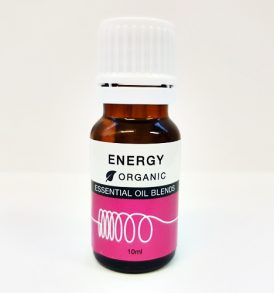Essentials In-A-Box - Energy Organic Essential Oil Blend 10ml 01