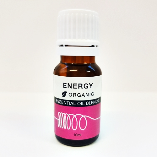 Image of Essentials In-A-Box – Energy Organic Essential Oil Blend 10ml by Love Thyself Australia