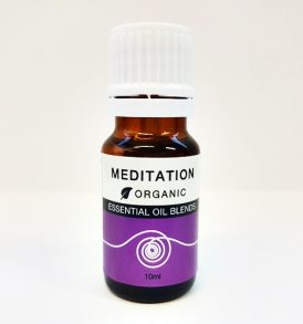 Essentials In-A-Box - Meditation Organic Essential Oil Blend 10ml 01