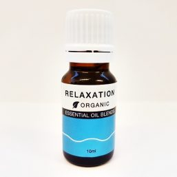 Essentials In-A-Box - Relaxation Organic Essential Oil Blend 10ml 01