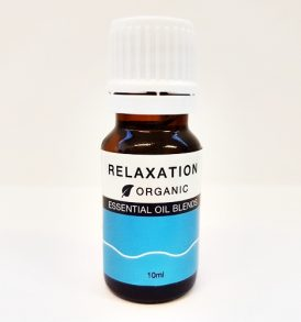 Image of Essentials In-A-Box – Relaxation Organic Essential Oil Blend 10ml by Love Thyself Australia