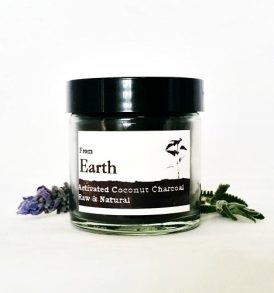 From Earth - Charcoal Face Mask 01