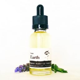 From Earth - Organic Makeup Remover 01