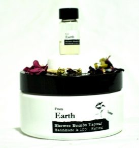 Image of From Earth – Shower Bombs Vapour 100ml by Love Thyself Australia