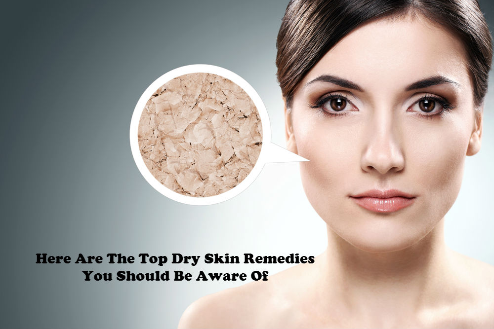 Here Are the Top Dry Skin Remedies You Should Be Aware Of image by Love Thyself