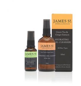 Image of James St Organics – Kiss Me Quick Face Duo by Love Thyself Australia