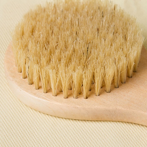 Natural Fibre Body Brush 02