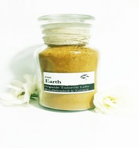 Image of From Earth – Organic Turmeric Latte 100g by Love Thyself Australia