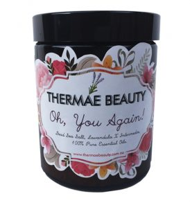 Image of Thermae Beauty – Oh,You Again! Dead Sea Bath Salt 145g by Love Thyself Australia