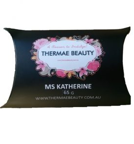 Thermae Beauty - Ms Katherine Soap 65g 01
