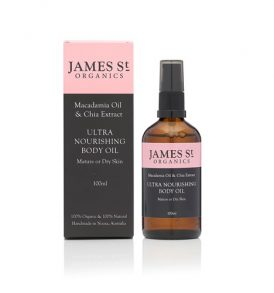 Image of James St Organics – Ultra Nourishing Body Oil 15ml by Love Thyself Australia