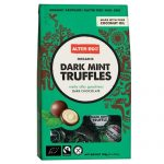 Image of Alter Eco – Dark Chocolate Mint Truffles 108g by Love Thyself Australia