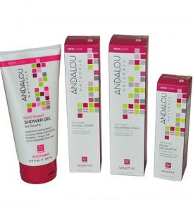 Image of Andalou Shower Pack by Love Thyself Australia