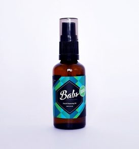 Image of Babs Bodycare Facial Cleansing Oil Make Up Remover 50ml by Love Thyself Australia