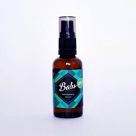 Babs Bodycare - Facial Cleansing Oil & Make Up Remover 50ml 01