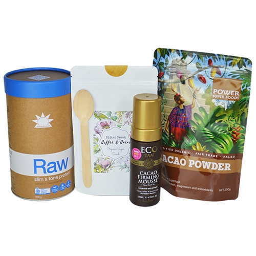 Image of Cacao Lover Pack by Love Thyself Australia