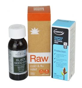 Image of Cold and Flu Relief Pack by Love Thyself Australia