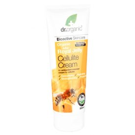Image of Dr Organic – Royal Jelly Cellulite Cream 200ml by Love Thyself Australia
