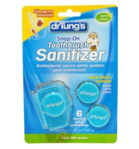 Image of Dr Tung – Toothbrush Sanitizer by Love Thyself Australia