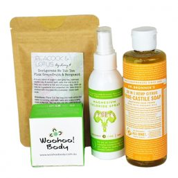 Fresh and Energise Body Essentials