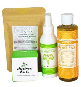 Image of Fresh and Energise Body Essentials by Love Thyself Australia