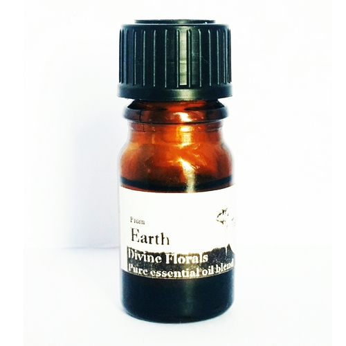 Image of From Earth – Organic Essential Oil Blend – Floral Delight 5ml by Love Thyself Australia