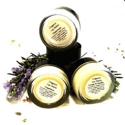 Image of From Earth – Organic Lip Balm Peppermint 15g by Love Thyself Australia