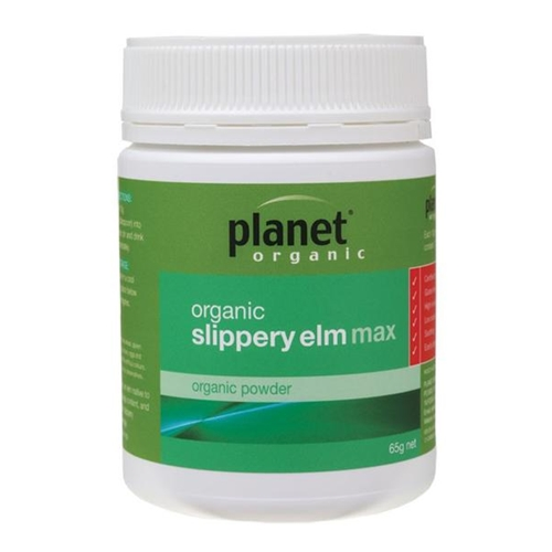 Image of Planet Organic – Slippery Elm Max 65g by Love Thyself Australia