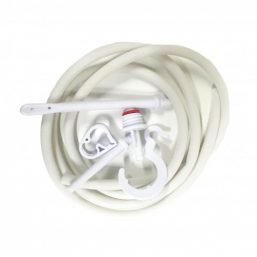 Image of Replacement Tube and Tip For Rubber Enema Kit by Love Thyself Australia
