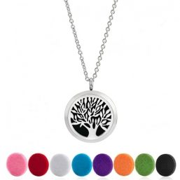 Image of Aromatherapy Essential Oil Diffuser Necklace by Love Thyself Australia
